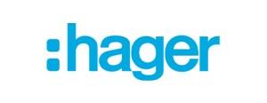 Logo Firma Hager - Partner von Elektro Lüke