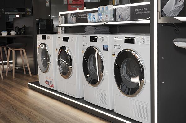 Waschmaschine von Miele bei Elektro Lüke in Büren
