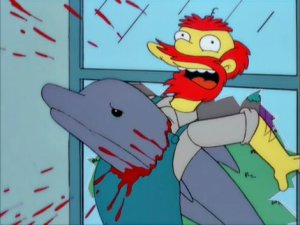 dolphin-simpsons