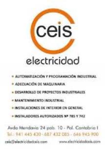 Electricidad Ceis200