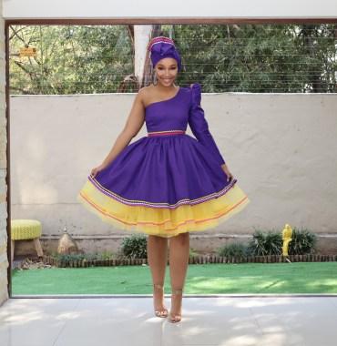 Paledi Dress