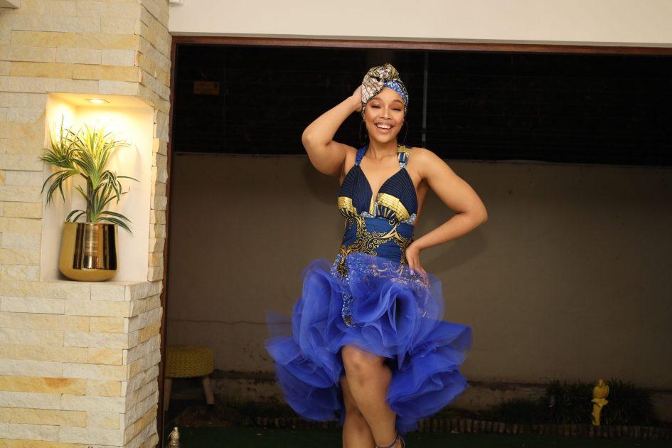 Chanise Dress