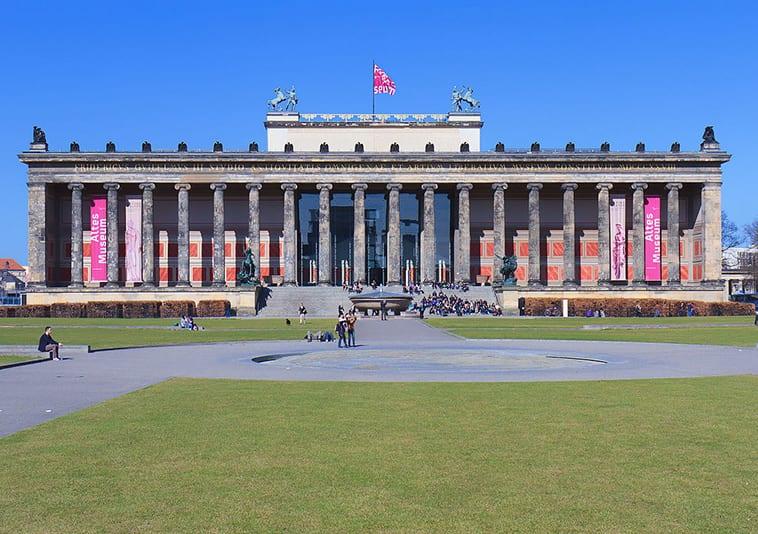 Museumsinsel - A famosa Ilha dos Museus de Berlim