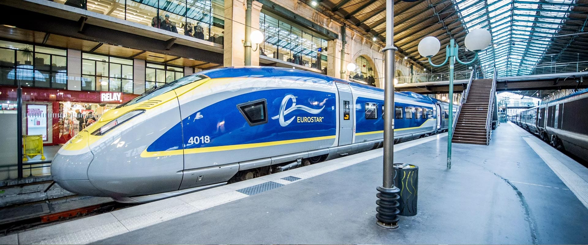 Londres pode em breve ser conectada por trem de alta velocidade a mais cidades europeias