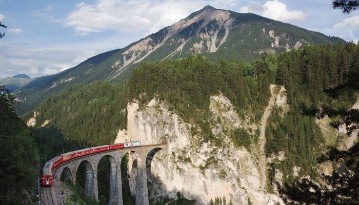 St. Moritz a Tirano