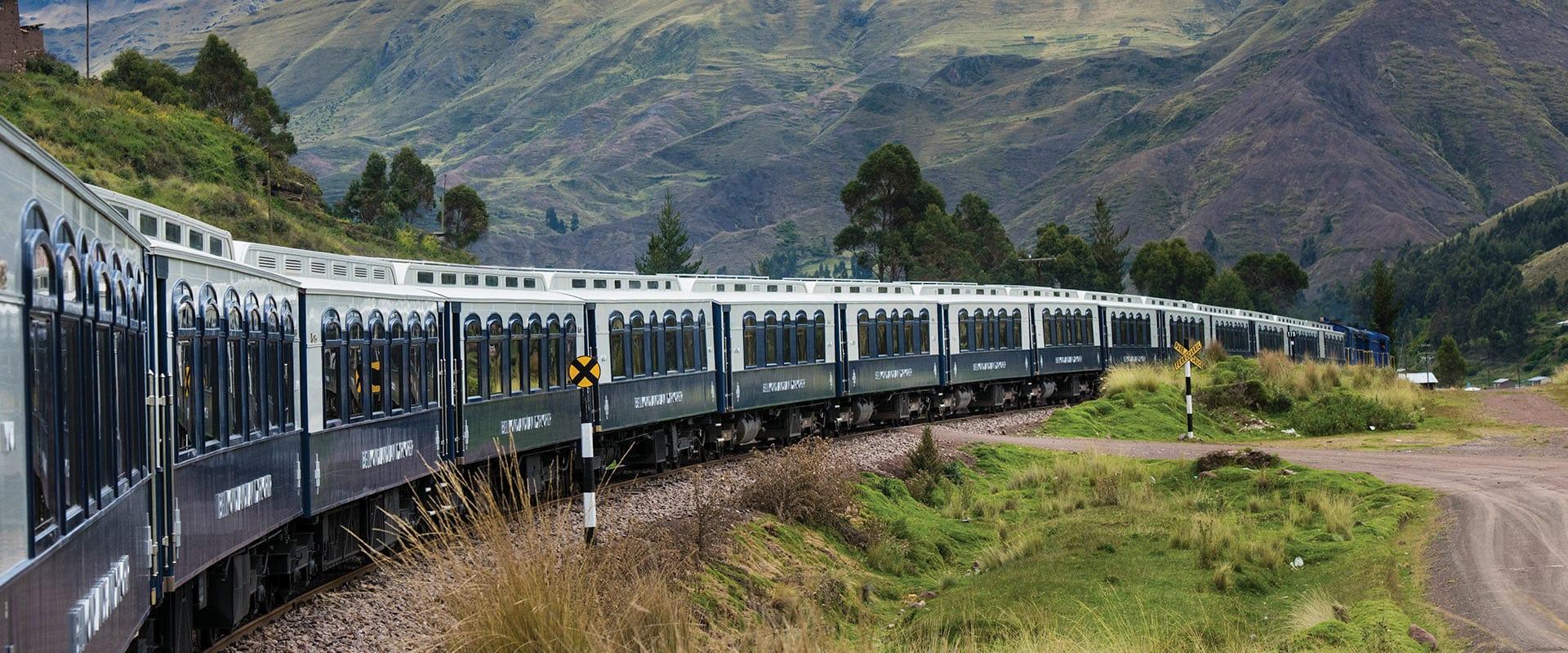 6 trens de luxo que você precisa conhecer