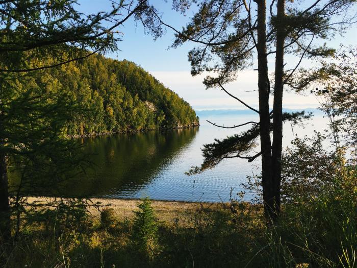 Lago Baikal Russia