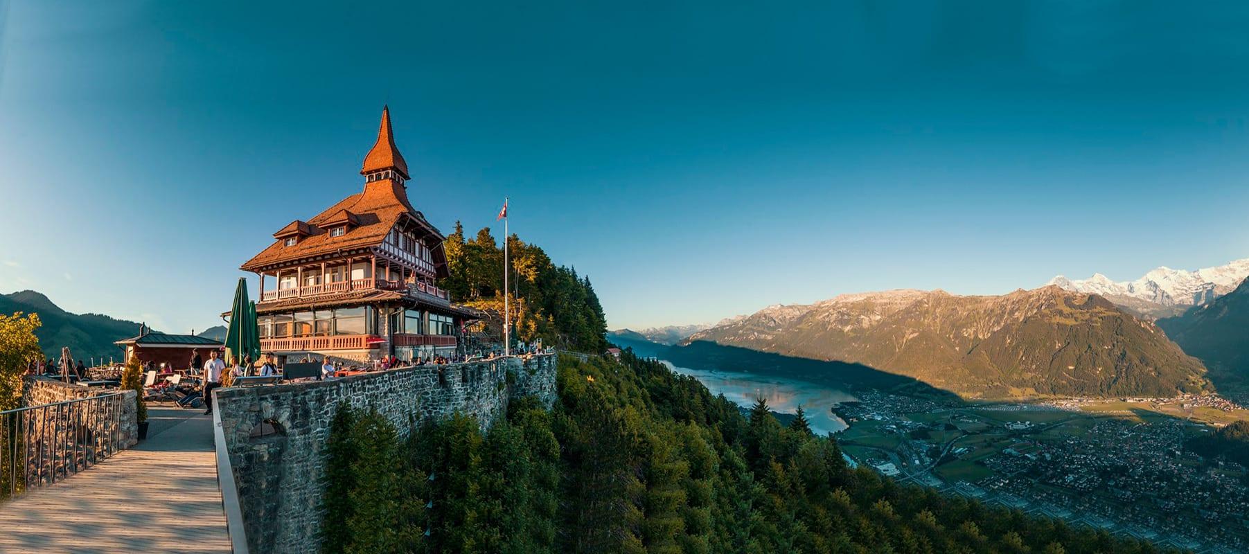 Relato de minha viagem para Interlaken