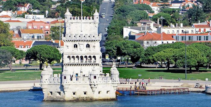 Pacotes para Lisboa