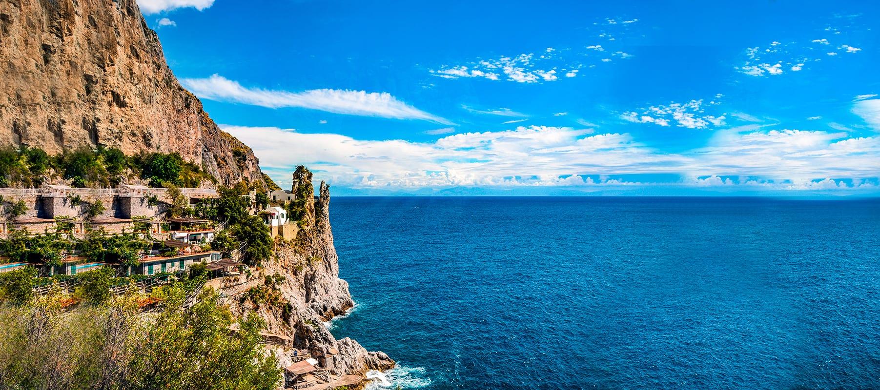 Veneza a Roma com Costa Amalfitana Com Sicília Versão Premium