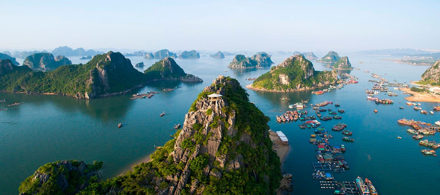 Laos e Vietnã Clássico
