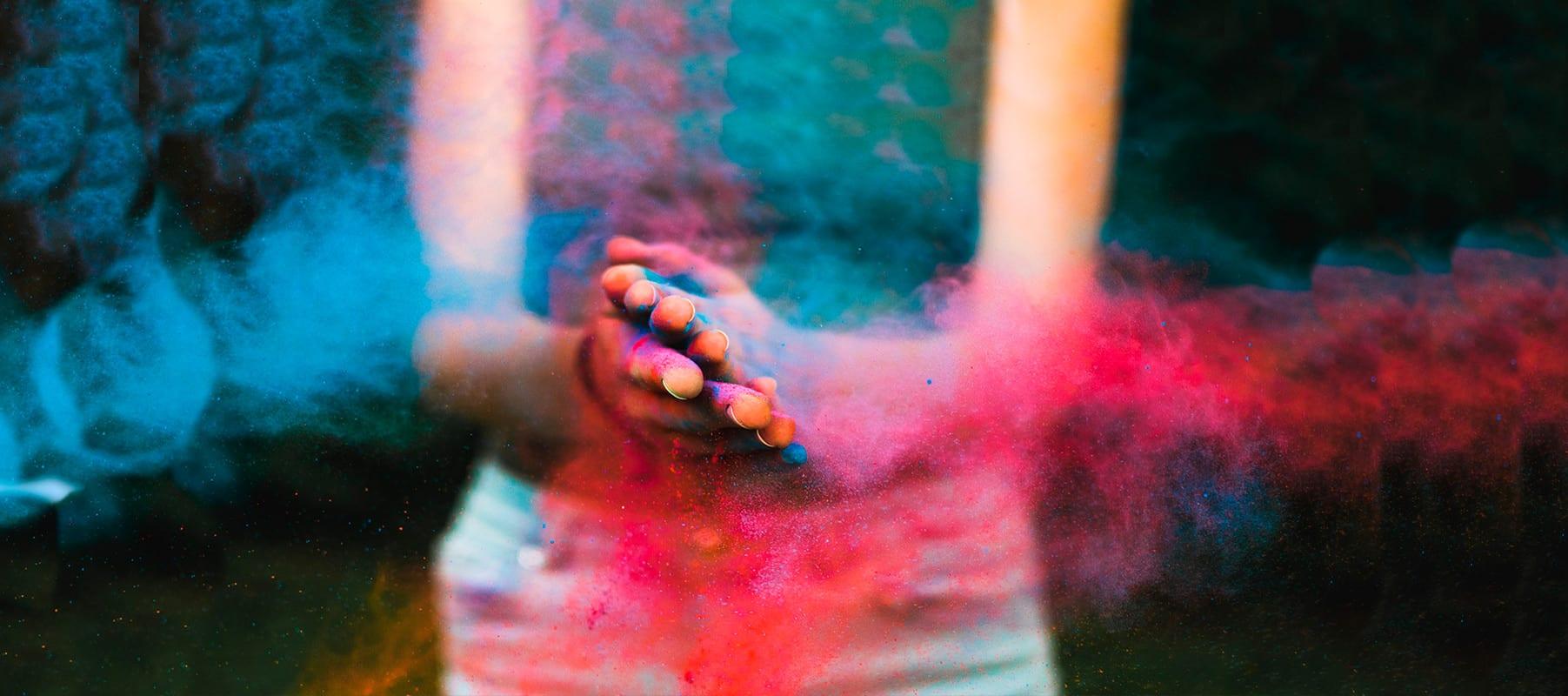 Tudo sobre o Holi festival na Índia