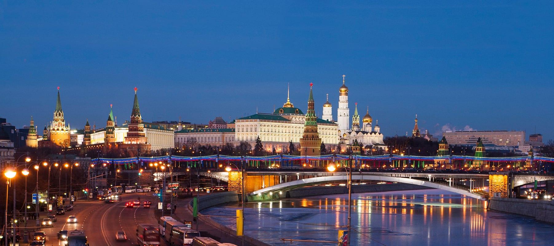 IMPERIAL RUSSIA TRAIN –  LUZES DO NORTE