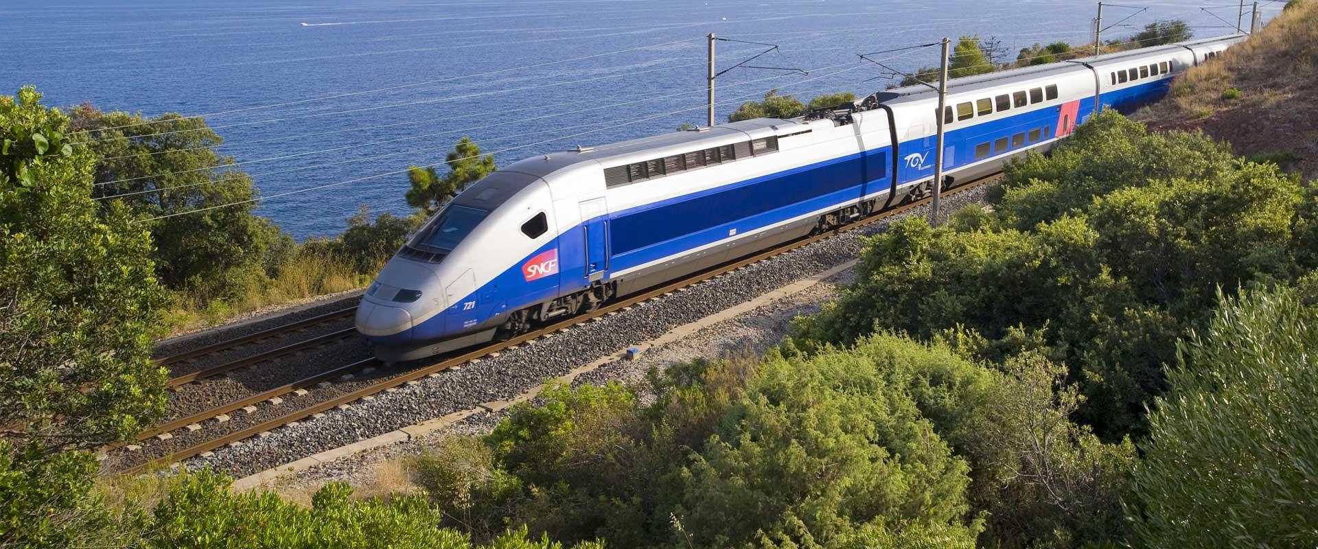 Trem França Espanha – 30%OFF em 1ª Classe