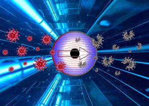 UV-C-Strahlungskammer