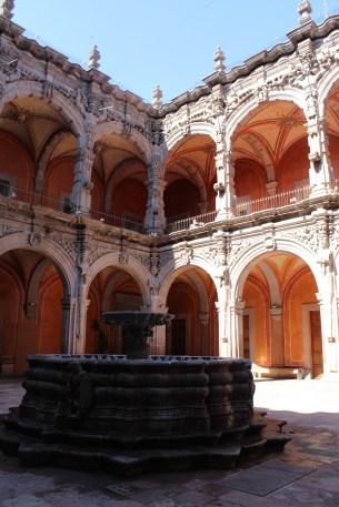 Museo de Arte Sacro in Santiago de Querétaro