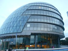 London City Hall - El Ayuntamiento de Londres
