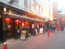 Chinatown el Barrio Chino de LondresChinatown el Barrio Chino de Londres