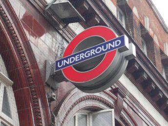 El Metro en Londres