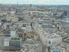 Londres desde las alturas - El Sky Garden