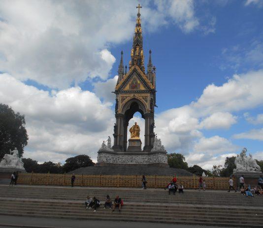 Albert Memorial - Londres