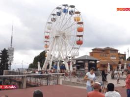 Parque de atracciones Tibidabo - Barcelona 🎡🎢
