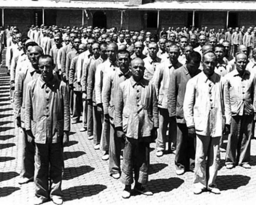 Resultado de imagen de campos de concentracion franquismo