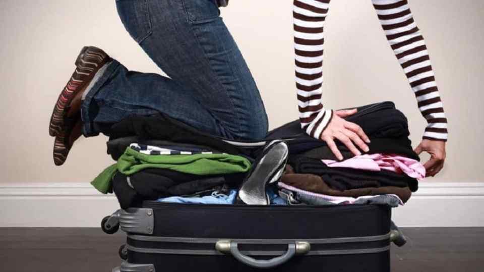 vacaciones y maletas como hacer el equipaje