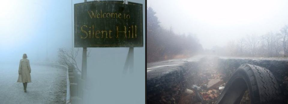 Destinos Pelicula Silent Hill Pensilvania