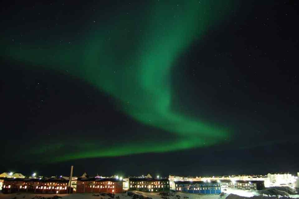 aurora boreal en europa