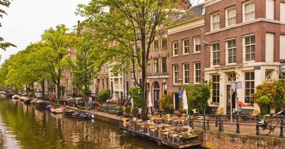Jordaan barrio de Ámsterdam