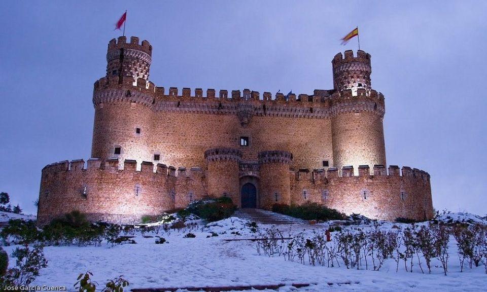 Castillo Nuevo de Manzanares del Real