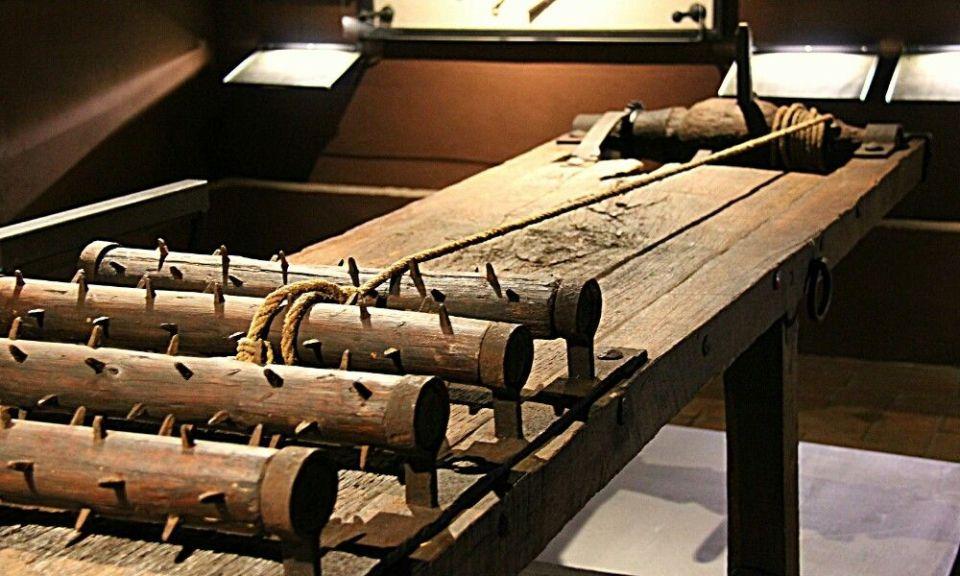 museo de la tortura en Praga