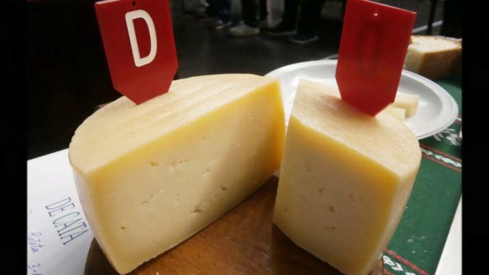 queso de oveja laxta