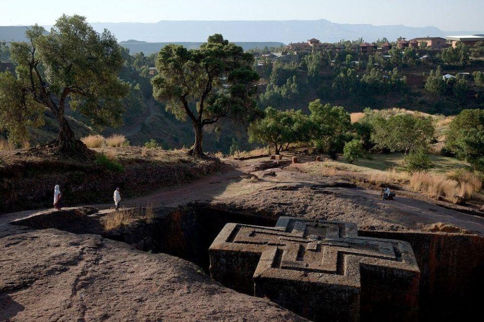 aksum en etiopía