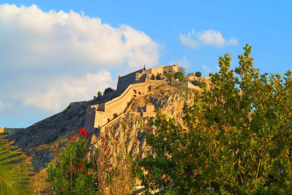 Fortaleza Palamidi