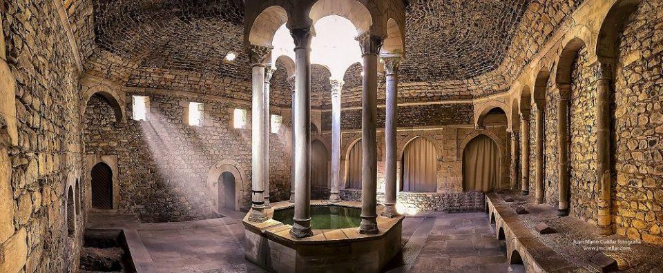 Los baños árabes de Girona