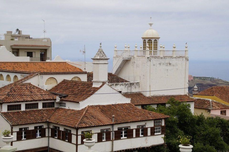 La Orotava, en Tenerife