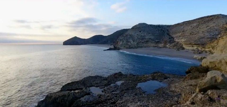 Cala Chicré Almería