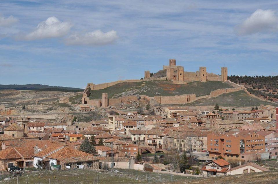 Molina de Aragón es unos de los destinos más frescos en España