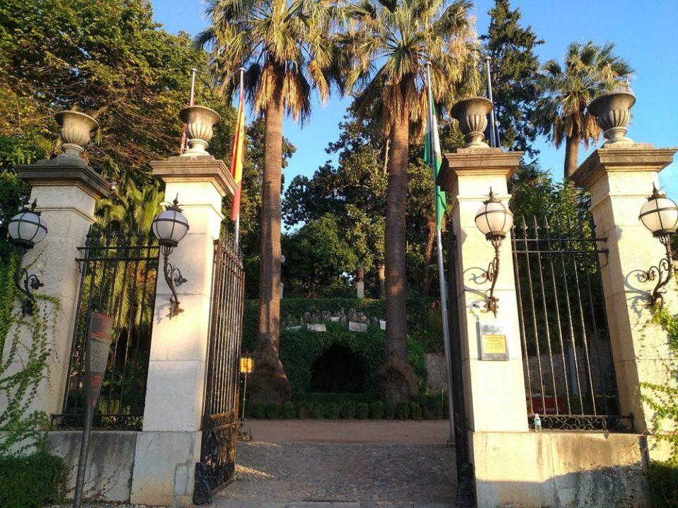 Uno de los jardines de España más hermosos