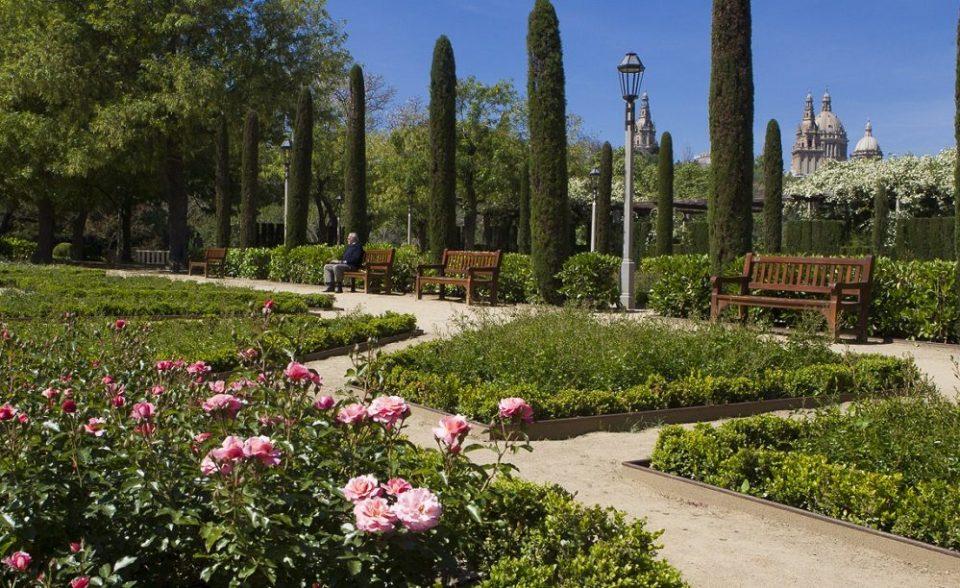 Jardines de Grec