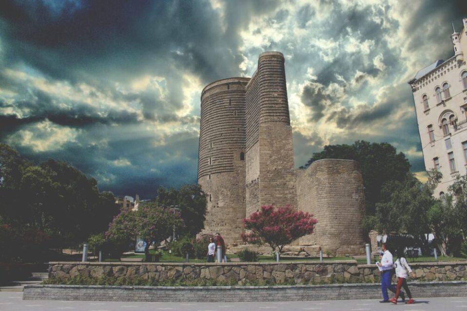 La torre de la Doncella