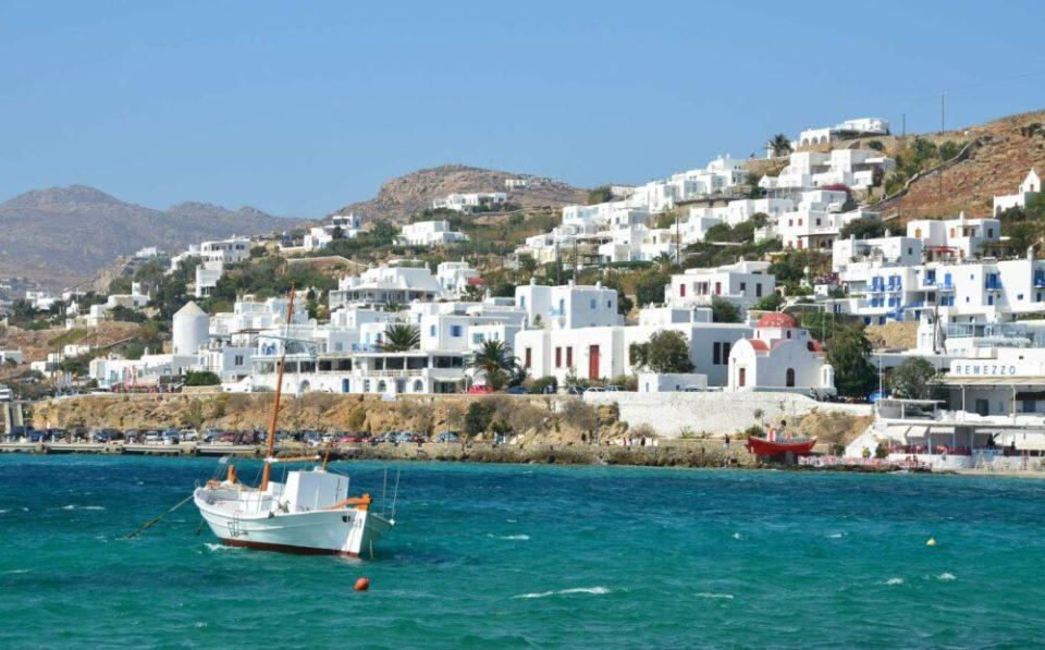 Chora en Grecia