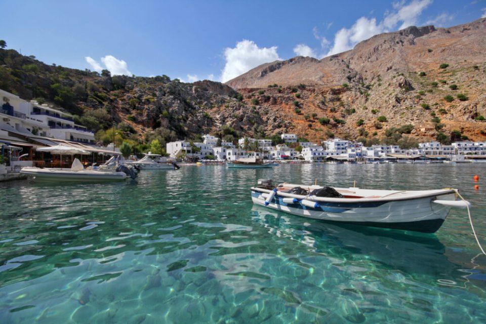Loutro en Grecia