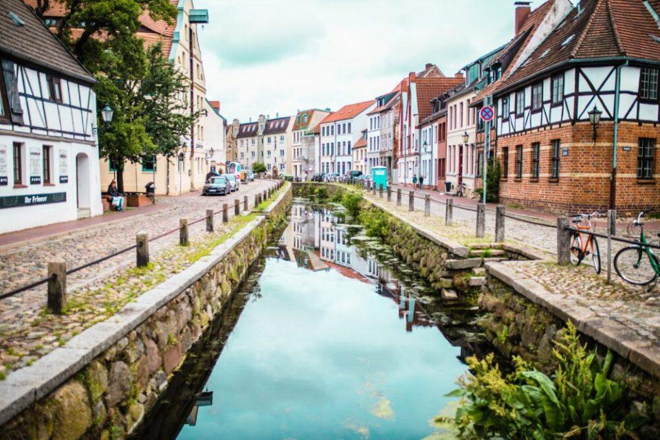 Wismar, una de las ciudades más bonitas de Alemania