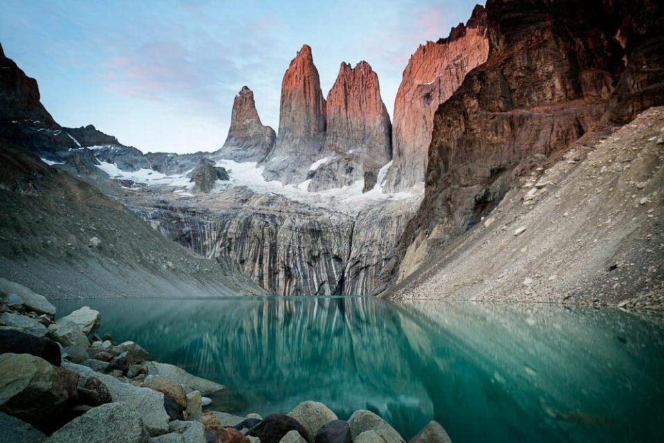 Parque Nacional Torres del Paine (Patagonia) - Los destinos de Sudamérica más demandados en 2020
