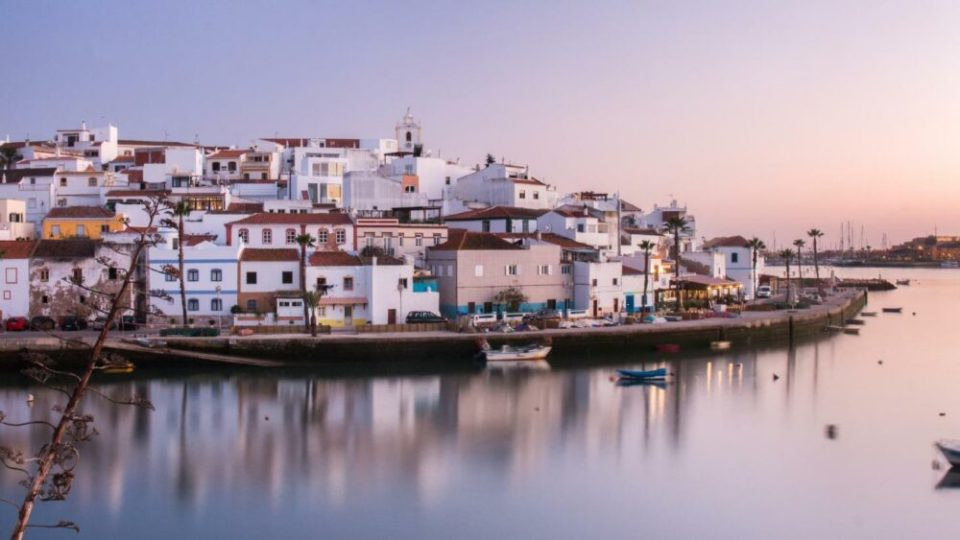 Ferragudo, en el Algarve