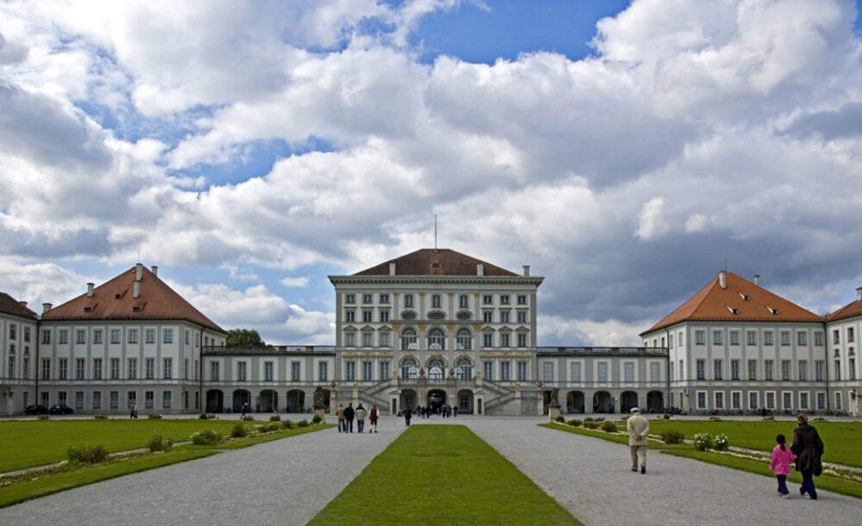 Palacio de Nymphenburg en Múnich