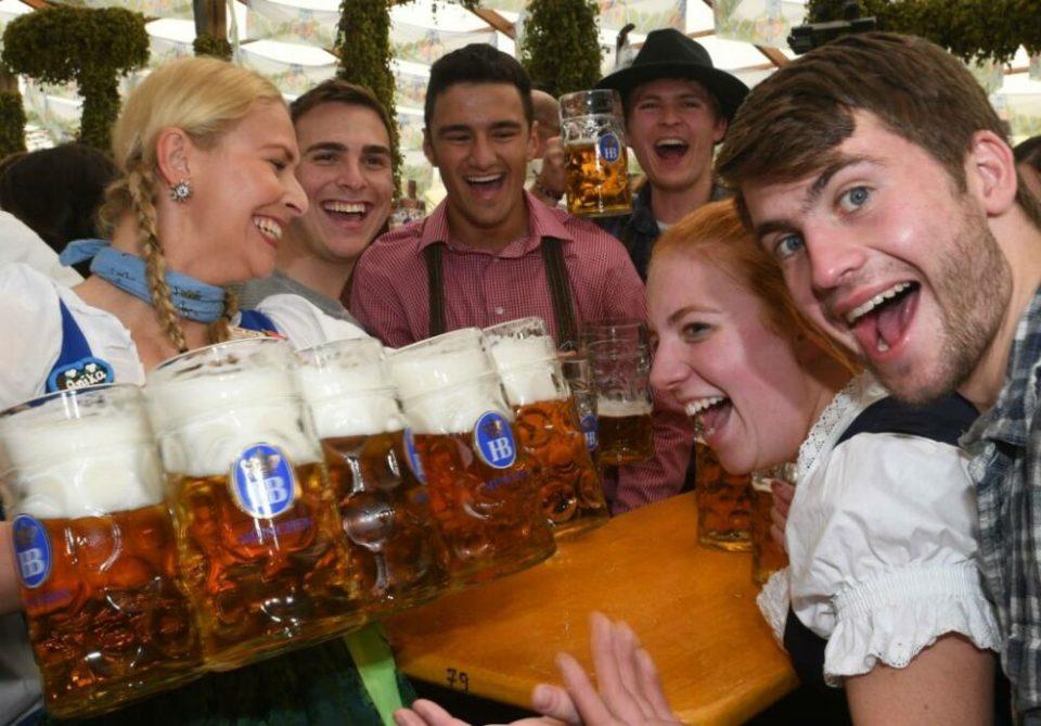 Oktoberfest, el festival más importante de Múnich